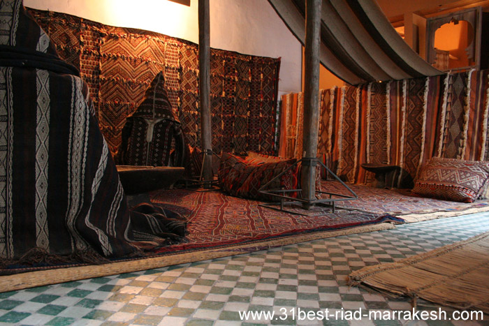 Photos of Bert Flint African Arts & Crafts Museum at Maison Tiskiwi in Marrakech