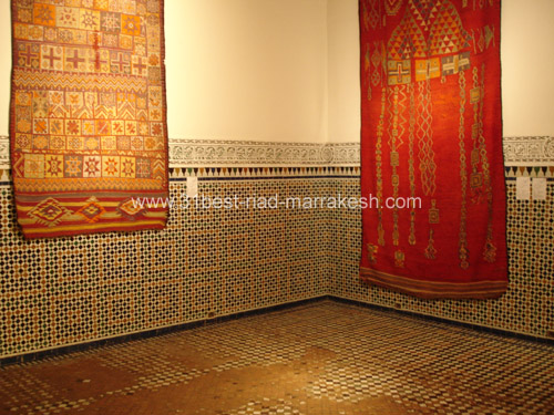 Photos of Marrakech Museum, 19th century Dar Menebhi Palace in Marrakech