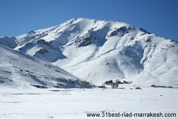 Photos of Oukaimeden Ski Resort near Marrakesh, Atlas Mountains
