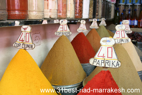 Photos of Shopping in Marrakech, Shops and Street Sellers in Marrakech