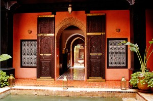 Riad Samsli, Bed & Breakfast Marrakech