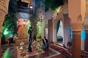 Dar Eliane - Authentic Moroccan Riad Marrakech