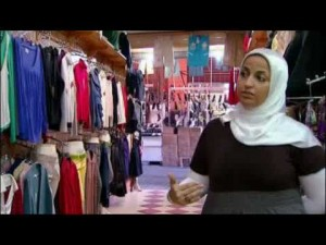 The Arab Street in Marrakesh TV Show