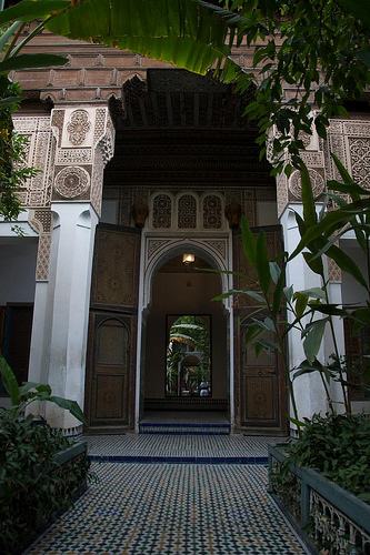 Bahia palace in marrakech best riad marrakech for Best riads in marrakesh