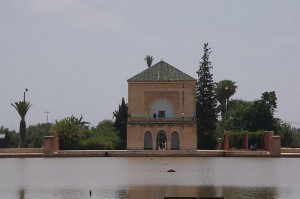 La Menara Gardens in Marrakech