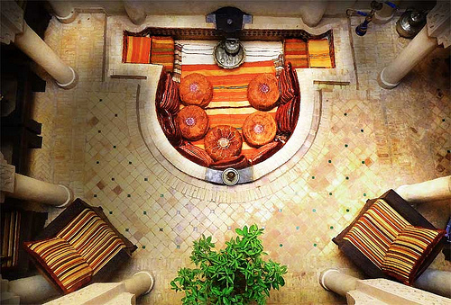 Riad laksiba kasbah marrakech medina best riad marrakech for Best riads in marrakesh