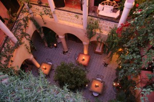 Riad Merstane, English speaking Riad Marrakech