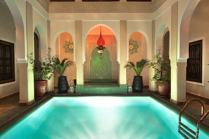 Riad hikaya best riad marrakech for Top 10 riads in marrakech