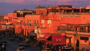 المدينة-الحمراء-مراكش