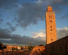 Mesquita da Koutoubia monumento marraquexe