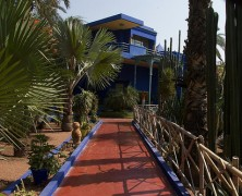 Majorelle Gardens