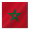Morocco Flag, Travel Morocco