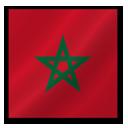 Morocco Flag, Travel Morocco